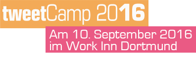 Tweetcamp 2016, Dortmund